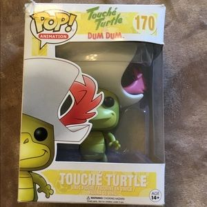 Funko Pop 170 Touché Turtle 🥰